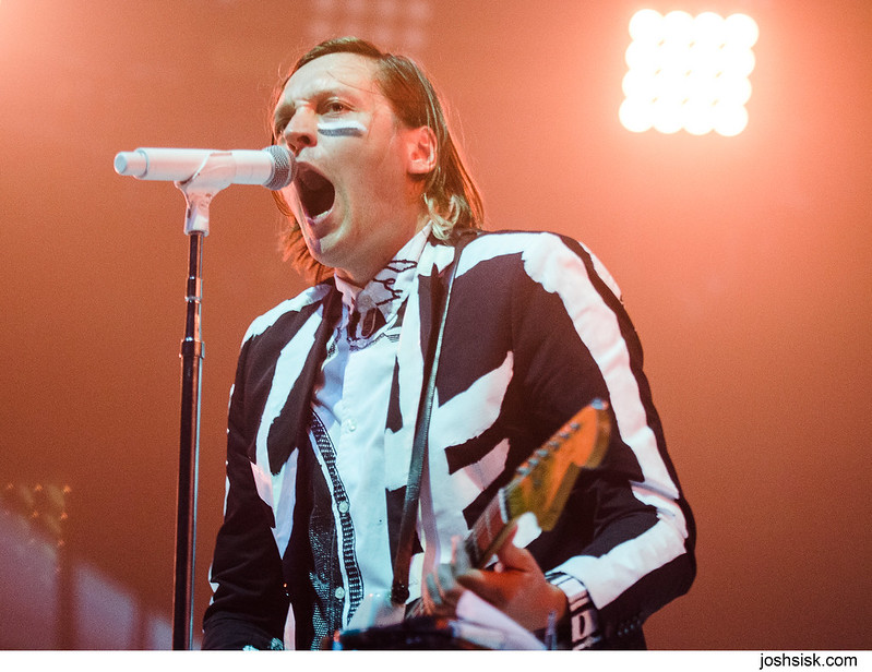 Arcade Fire @ Verizon Center