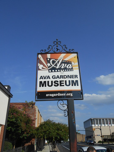 Ava Gardner Museum (2)