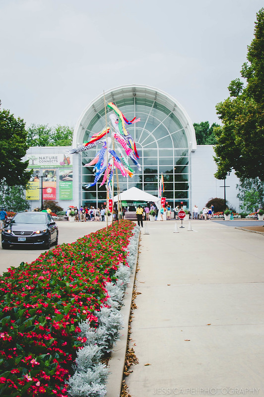 Missouri Botanical Gardens Japanese festival
