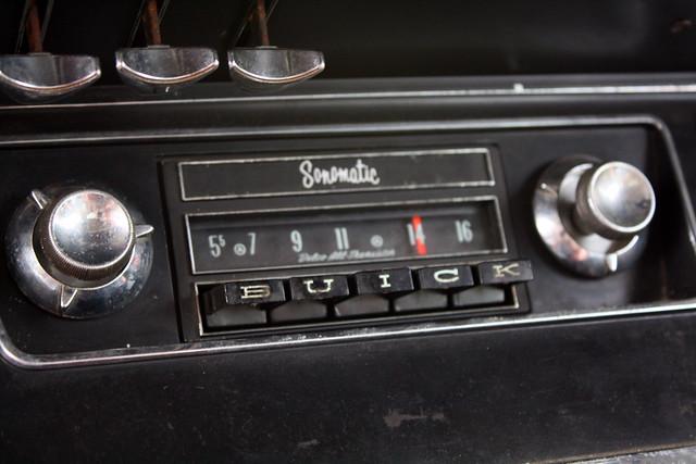 Sonomatic radio