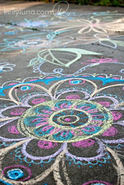 chalk detail