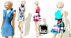 LUSH BY COCO – ONLY DRESS-.