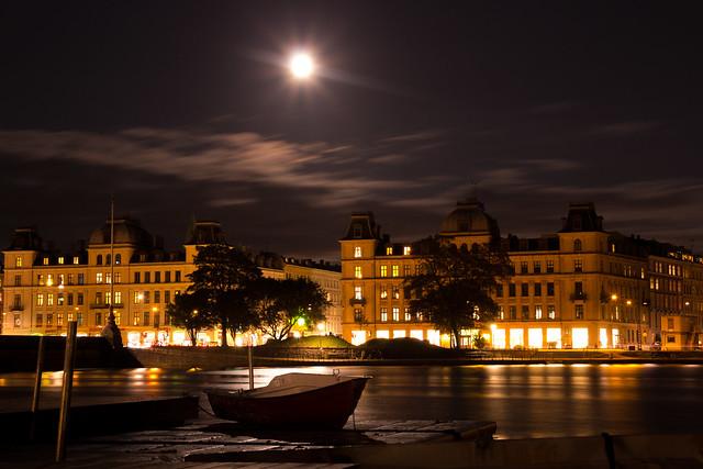 Copenhagen Lakes - Denmark