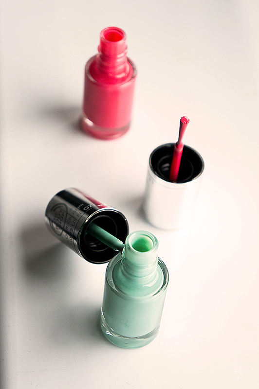 Up & Coming From The Body Shop: Colour Crush Nail Polish 2 | www.latenightnonsense.com