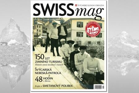 SWISSmag 11 - podzim/zima 2014/15