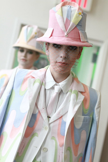 Sneak Peeks- Spring-Summer 2015 Thom Browne 007