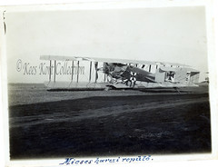 The Austro-hungarian heavy bomber Aviatik 30.07 [1916]