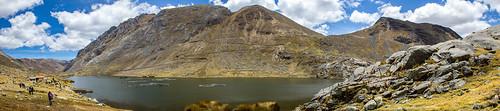 mountains peru junin