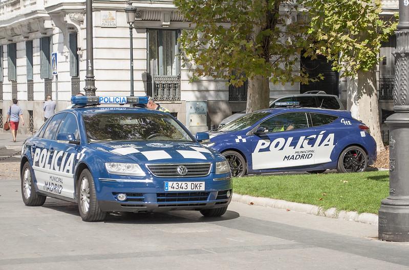 Policía Municipal de Madrid 15170081776_3de383a611_c
