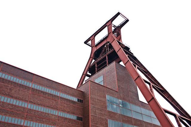 Goldengelchen Zeche Zollverein Essen05