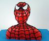 tarta busto spiderman2