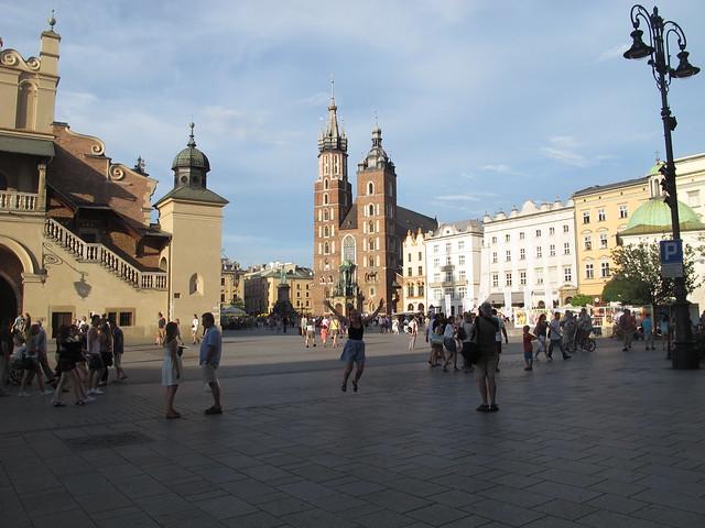 sunday, krakow
