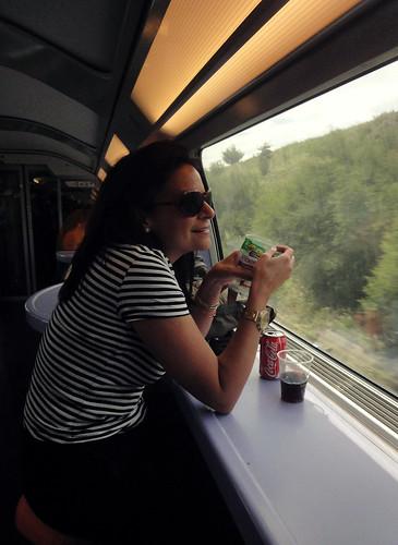 Trem bala de Barcelona a Paris