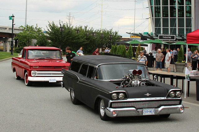 1959 Meteor Country Sedan