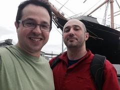 Fede y Daniel de Galicia