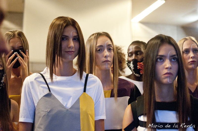 BACKSTAGE SONIA CARRASCO MFSHOW SS15 14