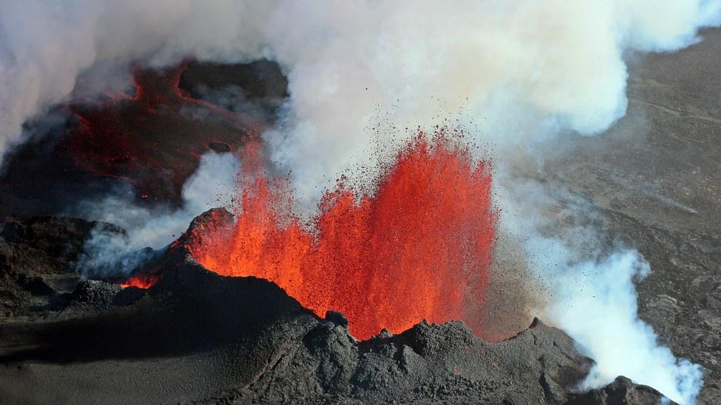 Holuhraun eruption, Bárðarbunga volcano - Iceland 03