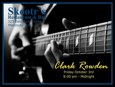 Clark Rowden 10-3-14