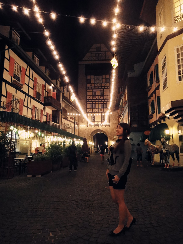 Colmar Tropicale (French Themed Village) Bukit Tinggi