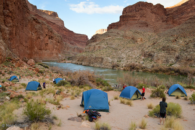 Somewhere in Marble Canyon