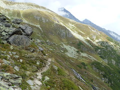 Der Stubaier Höhenweg
