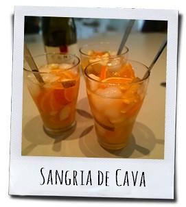 Een heerlijk verfrissende cocktail met Spaanse Cava