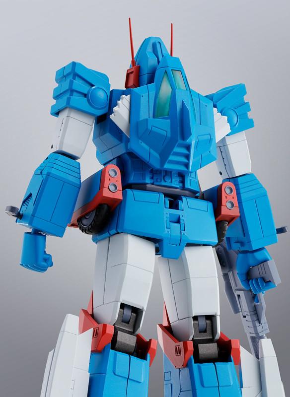 HI-METAL R 《戰鬥裝甲Xabungle》薩本格爾 ザブングル