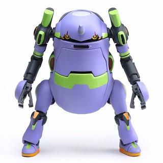35機動機器人WeGo《新世紀福音戰士》初號機配色版!!