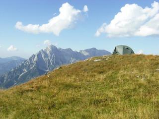 Camping - Mountain