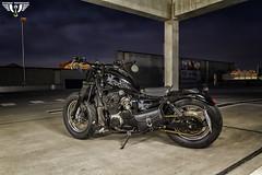 Yamaha XJ 550 Custom
