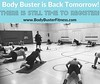 Body Buster Fitness is back tomorrow!  BODY BUSTER BOOTCAMP Starts March 20th! Accountability - Motivation - Results . . .  www.BodyBusterFitness.com  #Toronto #Etobicoke #Mississauga #PortCredit #HighPark #BodyBusted #BootcampReaults #BodyBusterFitness #