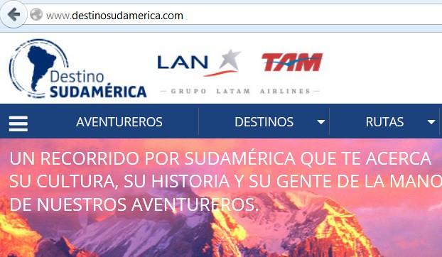 Blog Destino Sudamérica