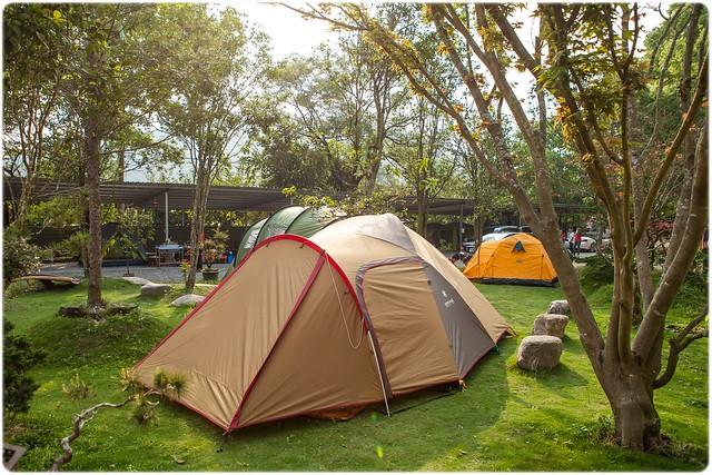 埔里兩天一夜-小西湖露營區