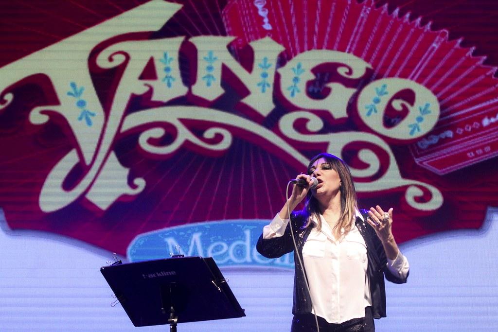 Inauguración Festival Internacional de Tango 2014