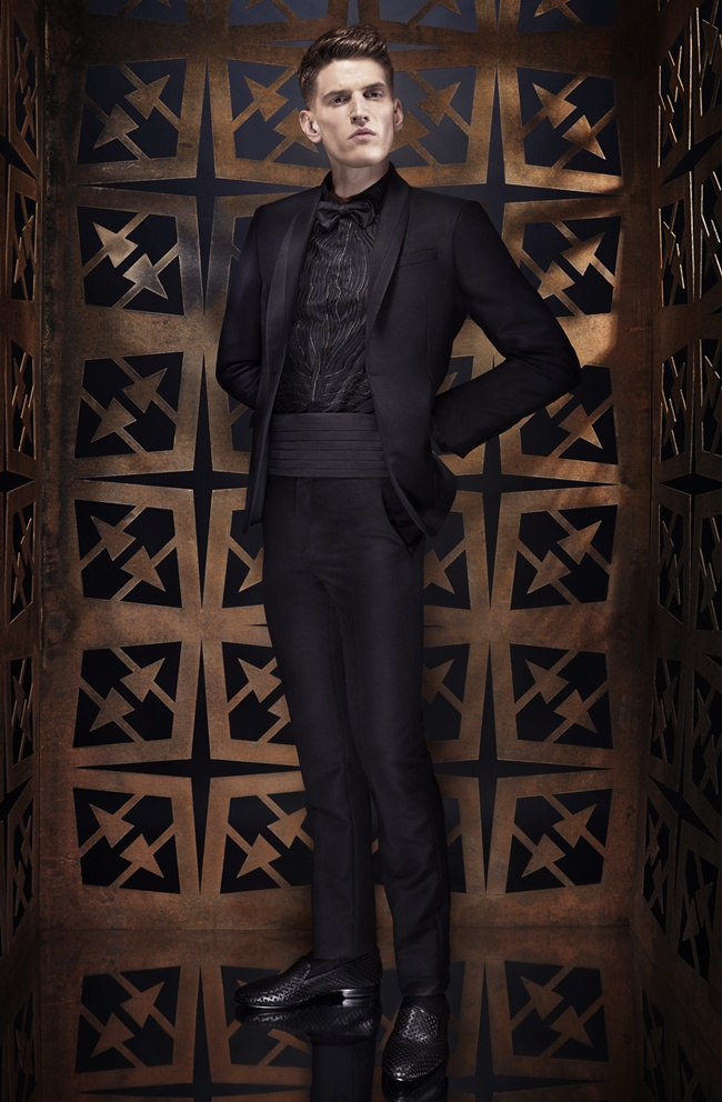 1 Roberto Cavalli Menswear SS14