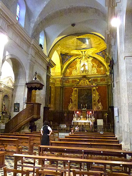 église belgentier 2