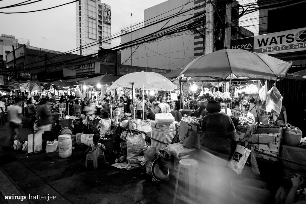 Busy Market