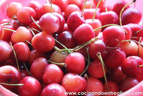 Chutney de cerezas www.cocinandoentreolivos (6)