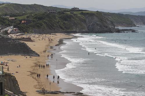Playa de Sopelana, Vizcaya