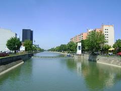 dâmboviță, apă dulce/bucharest dambovitza river