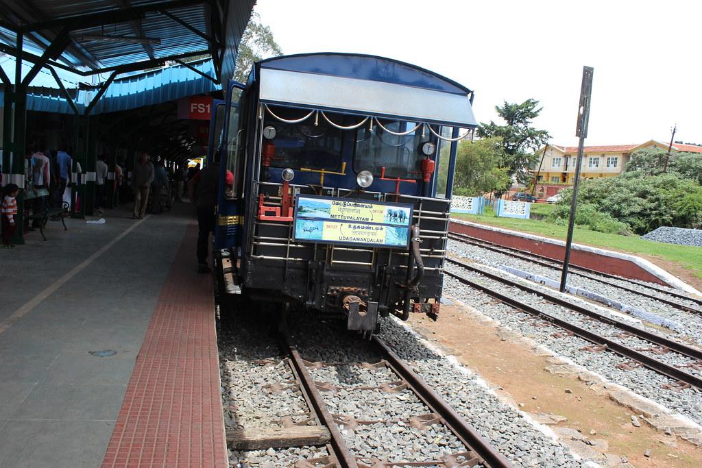 Nilgiri Mountain Train | Mountain Railways of India whc unes