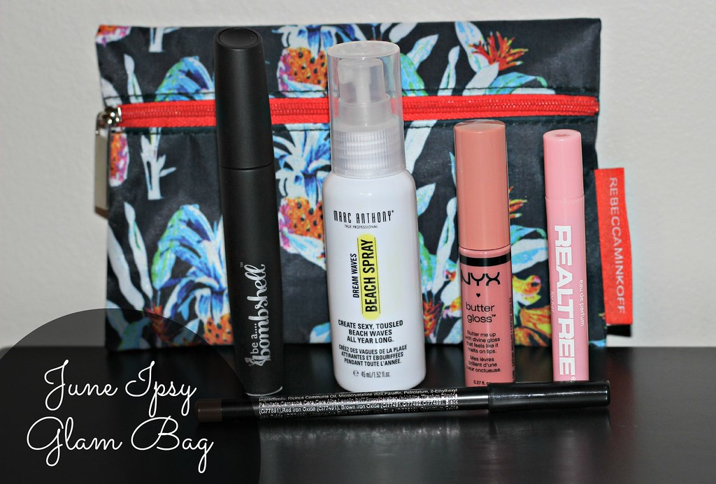 June 14 glam bag