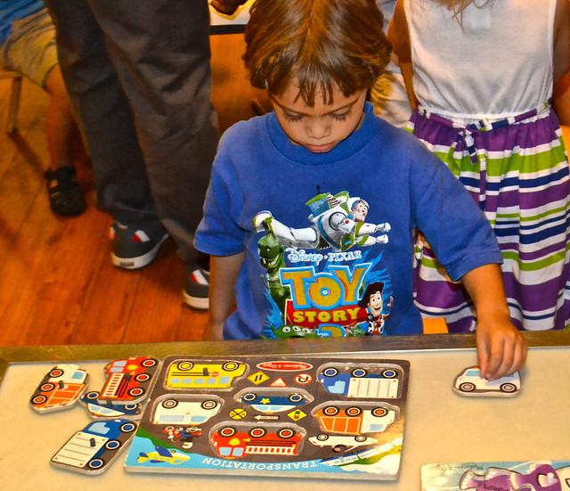 Puzzles - Children's Museum of Manhattan