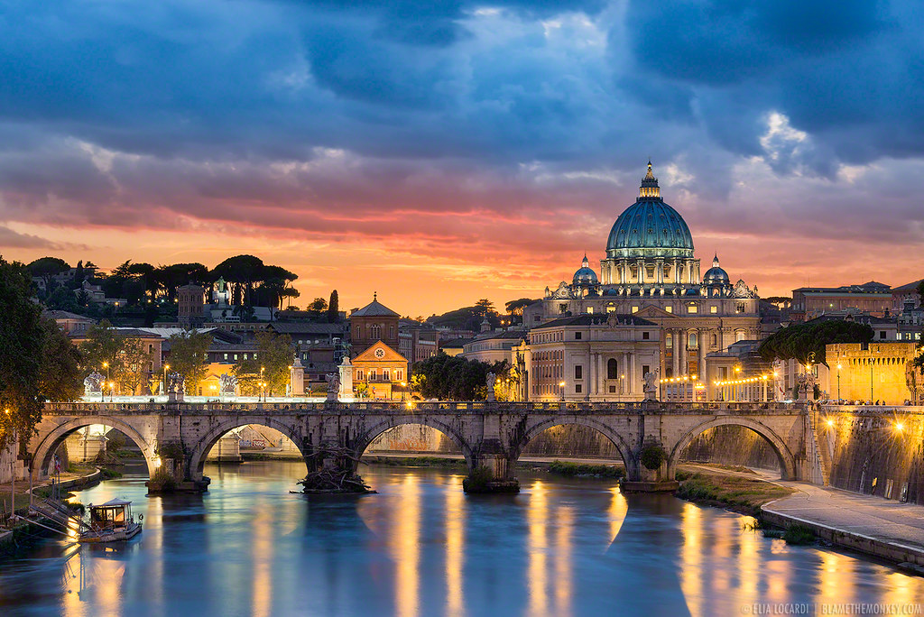 Roman Radiance || Italy