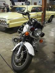 1978 Kawasaki KZ1000-C California Highway Patrol Motorcycle 2