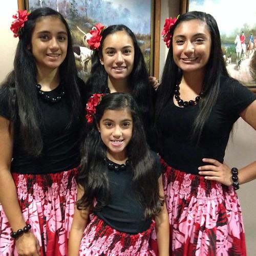 Makani Girls 2014
