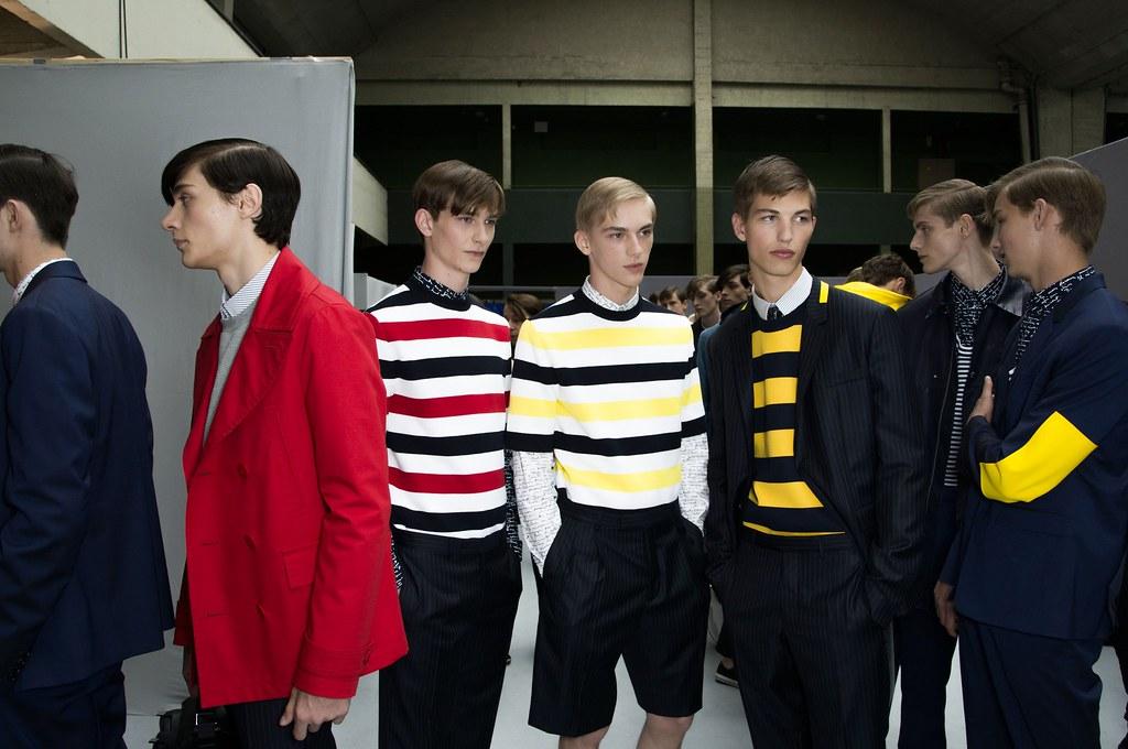 SS15 Paris Dior Homme222_Timur Simakov, Dominik Hahn, Dominik Sadoch, Kevin Carlbom(fashionising.com)