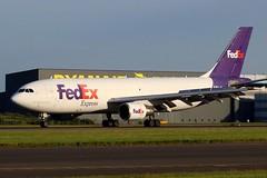 6202 N718FD A300 FedEX