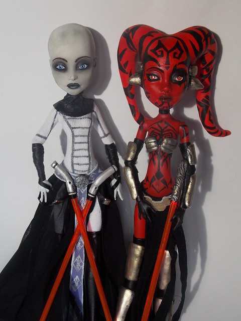 Asajj Ventress & Darth Talon