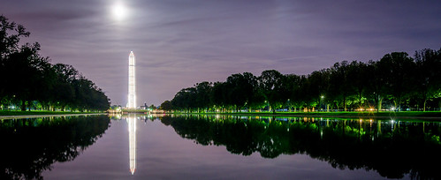 travel summer usa reflection night washingtondc washington cityscape nightscape unitedstates nationalmall washingtonmonument